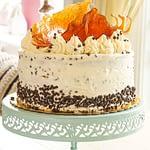 Chunky Chocolate Chip & Vanilla Cake